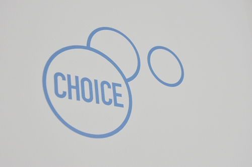 Choice bubble the whole health centre