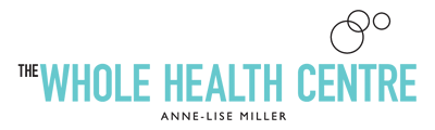 Logo The Whole Health Centre, Anne-Lise Miller